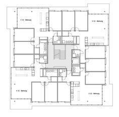 Superb Siedlung Steinacker Z rich HSP Architekten