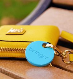 If you've ever misplaced a favorite purse or had your wallet stolen, you'll appreciate BringTag. Attach the small, stylish tracking device to any valuable, and it syncs up to your phone. If you know your item is somewhere in the room but can't find it, just activate the tag to ring. BringTag also features a built-in accelerometer, which means it can detect movement and alert you if your purse or wallet is on the move without you. Available for pre-order at $19 each.