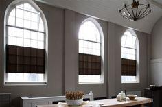 Raamdecoratie: Deze chique plisségordijnen ook te regelen bij Country Lifestyle. Alles om uw complete woning landelijk in te richten. Wij maken samen met u een styling plan en hebben alles in huis uw droom te verwezenlijken.