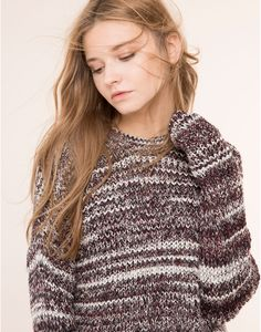 TURTLENECK STRIPED JUMPER - NEW PRODUCTS - NEW PRODUCTS - PULL&BEAR Serbia