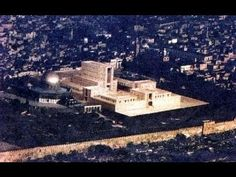 THIRD TEMPLE HAS BEGUN.. NOW BEING BUILT !