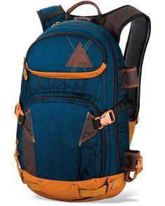 Dakine Chris Benchetler Team Heli Pro 20L snowboard backpack