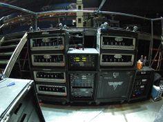 EVH live rig