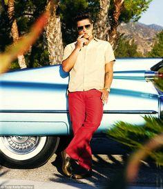 Bruno Mars - Playboy 2012