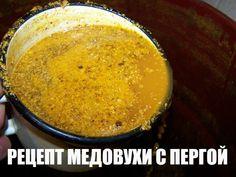 Рецепт домашней медовухи на перге