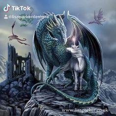 Protectors from Magick - - Dragons - # Protectors . - Protector of Magick – – dragons – - Mythical Creatures Art, Mythological Creatures, Magical Creatures, Dark Fantasy Art, Fantasy Artwork, Beautiful Fantasy Art, Dragon Artwork, Dragon Drawings, Beautiful Dragon