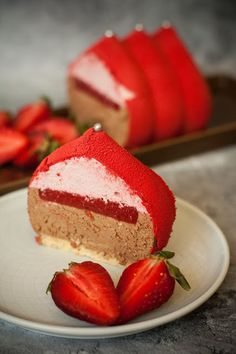 Mousse, Hungarian Recipes, Hungarian Food, Cheesecake, Food And Drink, Blog, Ideas, France, Hungarian Cuisine