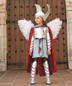 Another great find on #zulily! Valkyrie Warrior Dress - Girls by chasing fireflies #zulilyfinds