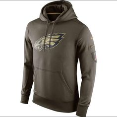 Nike Philadelphia Eagles Salute To Service Hoodie  http   jerseybarn.com products 00cb734d8