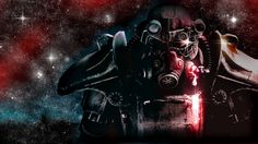 Amazing Fallout Space Stars Look Character Download Image Wallpaper