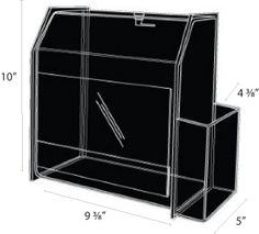 Box, lock brochure