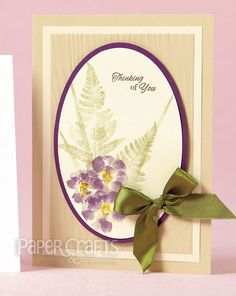 Kimberley Makortoff - Paper Crafts Practical Solutions, Vol. 2: make cards, thinking of you, stamping