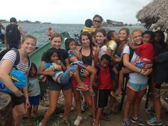 Global Works service trips for kids