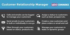 WooCommerce Customer Relationship Manager v3.1.4 - http://codeholder.net/item/wordpress/woocommerce-customer-relationship-manager