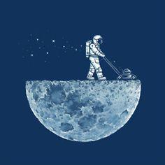 podando la luna