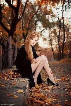 Осенняя фотосессия фотосессия в подарок Киев - Фотограф КИЕВ