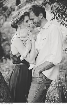 The Elston Family, Enchanting Forest Shoot | Pretty Shoots | The Pretty Blog