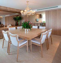 Casa de Valentina - Cores neutras em um lar tranquilo