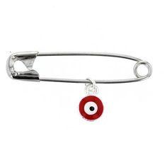 Valentine of Rome Charm. DiamondJewelryNY Eye Hook Bangle Bracelet with a St