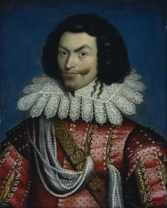 Paul van Somer (1576/1578–1622) George Villiers, 1st Duke of Buckingham Date 1576/1621