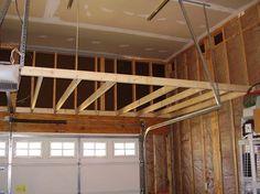 Garage Storage Loft - How To Support? - Building & Construction - DIY Chatroom - DIY Home Improvement Forum.