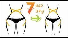 Így adhatsz le 8 kg-ot mindössze 7 nap alatt! Dukan Diet, Loose Weight, Diet And Nutrition, Health Fitness, Exercise, Sports, General Motors, Drink, Weights