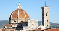 En la bella Florencia, Brunelleschi llevo a cabo la espectacular cúpula de Santa María del Fiore, hoy día considerada la que dio origen al Renacimiento.