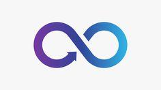 How to draw an infinite logo in Adobe Illustrator.