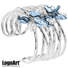 Los Angeles Dodgers Celebration Bracelet by LogoArt  - MLB.com Shop