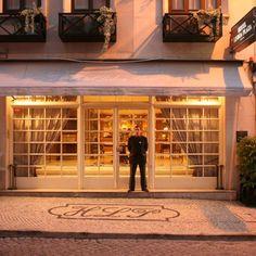 Welcome to the Hotel Lisboa Plaza!