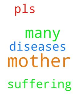 My mother suffering many diseases pls prayer for my - My mother suffering many diseases pls prayer for my mother Posted at: https://prayerrequest.com/t/oOv #pray #prayer #request #prayerrequest