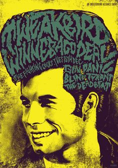 GigPosters.com - Tweak Bird - Winnebago Deal - Gin Panic - Blind Tyrant - Dead Beat, The