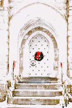 Church doors #chictiquarium