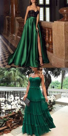Green Evening Dresses Fashion evening dresses for women, good choice for party, beautiful design and Green Evening Dress, Evening Dresses Plus Size, Green Dress, Evening Gowns, Plus Size Dresses, Strapless Dress Formal, Prom Dresses, Formal Dresses, Wedding Dresses
