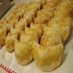 Pastéis Assados Deliciosos