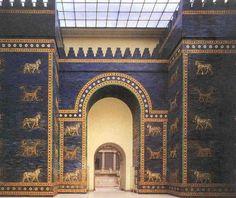 la-puerta-de-ishtar Museo de Pérgamo