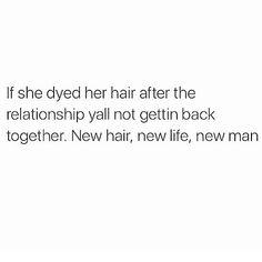 New hair, new life ♀️ True or False? #voiceofhair voiceofhair.com