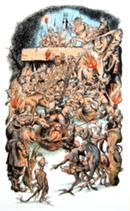 The death of Aslan