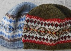 The Beginner's Fair Isle Cap pattern was designed to introduce the Fair Isle curious to stranded knitting using traditional motifs and yarn. If you have always wanted to try but weren't sure where to start, this pattern is for you! Fair Isle Knitting Patterns, Fair Isle Pattern, Knitting Charts, Crochet Patterns, Fair Isle Chart, Fair Isles, Textiles, Knitting Accessories, Knitting For Beginners