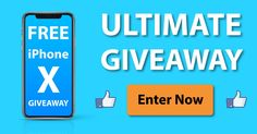 Woofy's Grand Giveaway, Win an iPhone X & over $2,000 in prizes!  Enter for your chance to win here:  http://vy.tc/e7n1m93