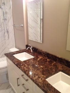 Downtown Chicago Condo Bathroom   Remodeled Summer 2015