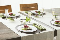 Party Tracker: Mozaik Tableware is perfect for Christmas Day and Festive Season Parties
