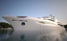 Superyachts by Zaha Hadid for Blohm + Voss