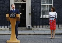 By William James  LONDON (Reuters) - David Cameron said he would resign as prime minister by October, after Britons ignored his plea to stay in the European Union and voted in a referendum to leave.  Cameron addressed the world's media outside his Downing Street offices on Friday morning as financial