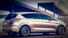 2014 ford s max vignale concept design 2014 Ford S MAX Vignale Concept Premium Design