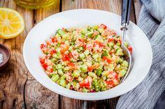 Levek, Fried Rice, Quinoa, Risotto, Ethnic Recipes, Food, Cilantro, Essen, Meals