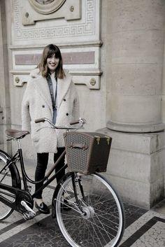Der Fahrradkorb ist der Knaller!!!