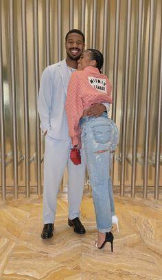Black Love Couples, Fit Couples, Cute Couples Goals, Couple Goals, Hot Summer Outfits, Lori Harvey, Michael B Jordan, Boy And Girl Best Friends, Tumblr Fashion