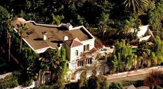 Halle Berry (Hollywood Hills) Halle Berry doled out $3 million for this Hollywood Hills house.