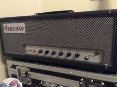 Black Friday Sale Friedman Dirty Shirley 40 40-watt Tube Guitar Head USA #Friedman